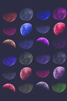 """""""A Lua que brilha em cada pensamento..."""""""
