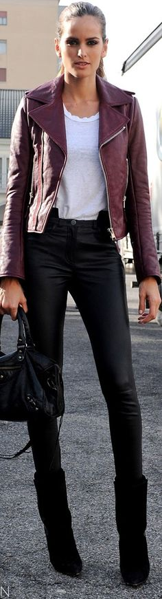 really really want a jacket like that color & style.