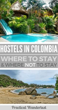 The hostels in Colombia are some of the best in South America. We went backpacking in Colombia for a month. These are our best Colombian hostel recommendations!