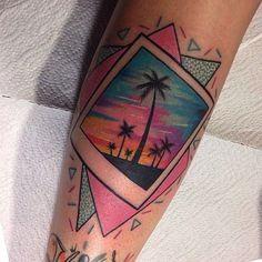 Florida tattoo