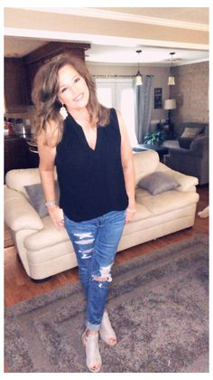 Clothes For Women Over 40, Summer Outfits Women Over 40, Plus Size Fashion For Women, Casual Summer Outfits, Fashion Tips For Women, Womens Fashion, Mom Fashion, Petite Fashion, Cheap Fashion
