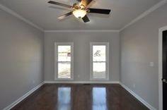 Living room or Bedroom gray colors --> Valspar Filtered Shade @Lowe's