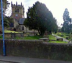 St Mary's Church - Ellesmere Shropshire