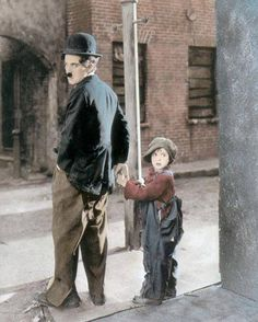 Charles Chapplin. I love you Chaplin