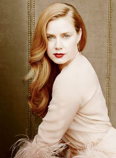 Breathtaking Queens Amy Adams photographed by Annie Leibovitz for Vanity Fair.