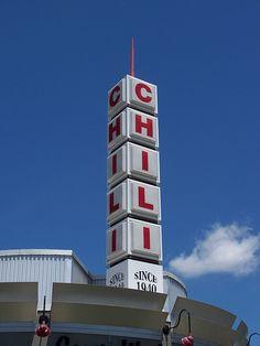 Camp Washington Chili......Cincinnati, Ohio. BEST CHILI in Cincy and it has won awards