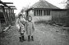 abandoned children in Chernobyl