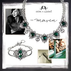 THE maven - show off your style know-how with these fashion- forward designs #chloeandisabel #jewelry #fall