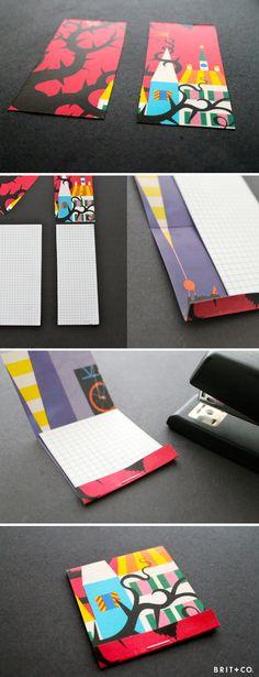 Matchbook notebook tutorial
