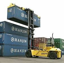 •CONTAINER HANDLER TRAINS FOR 7 DAYS