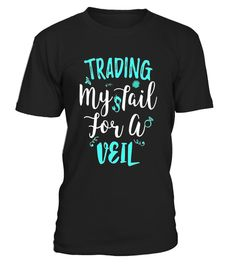 """# Trading My Tail For A Veil Mermaid Bachelorette Bridal Shirt .  Special Offer, not available in shops      Comes in a variety of styles and colours      Buy yours now before it is too late!      Secured payment via Visa / Mastercard / Amex / PayPal      How to place an order            Choose the model from the drop-down menu      Click on """"Buy it now""""      Choose the size and the quantity      Add your delivery address and bank details      And that's it!      Tags: Great gift for a…"""