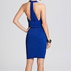 NWT BCBGMaxAzria mini dress New with tags sexy mini dress. Pair with some killer heels and turn heads! ***I ❤️ offers! BCBGMaxAzria Dresses Mini