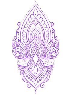 Mandala Tattoo Meaning, Mandala Tattoo Design, Mandala Stencils, Tattoo Stencils, Badass Tattoos, Cute Tattoos, Family Tattoo Designs, Jewel Tattoo, Hand Embroidery Projects