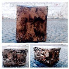 MUR Naga Lava Cube Sculpture Ar
