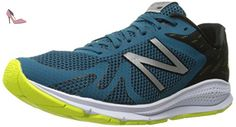 Vazee Pace V2, Running Homme, Multicolore (Teal/Black), 41.5 EUNew Balance