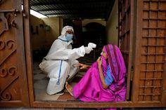 India sumbang kasus baru COVID-19 tertinggi di dunia