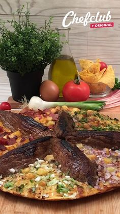 Mexican Food Recipes, Beef Recipes, Cooking Recipes, Healthy Recipes, Amazing Food Videos, Tasty Videos, Authentic Mexican Recipes, Le Diner, Creative Food