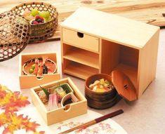 茶箱弁当・手提げ重:和食器の種類