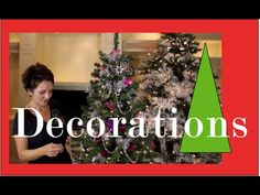 Christmas Tree Decorating for Teen Girls Bedroom - http://centophobe.com/christmas-tree-decorating-for-teen-girls-bedroom/ -