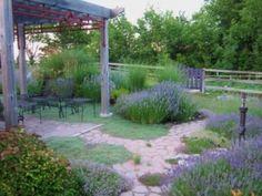 Garden Ideas Michigan follies & fences: the northern michigan gardens of suzanne dalton
