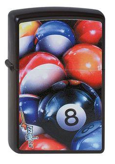 Zippo 2001559 Nr. 218 Mazzi Eightball