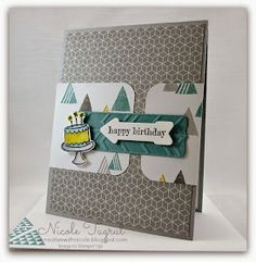 Be Creative with Nicole: Endless Birthday Wishes for TSSC317