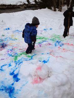 Ich liebe Schnee. Als Rheinländer mit vergleichsweise wenig Schnee im Winter freuen wir uns natürlich über jede Flocke. Bleibt der Schnee jedoch länger als erwartet, wird er für die Jungs dann doch…