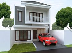 Rumah Idaman Minimalis Keluarga Kecil