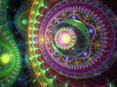 Teleport/Lasers/Computer Scanner/Psychodelic Ideas: Concept Art