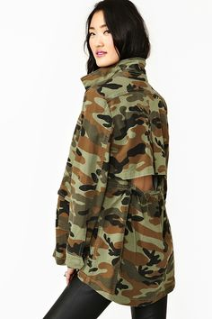 Boot Camp Jacket