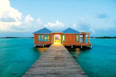 Cayo Espanto, Belize,a private island less than three miles away from Ambergris Cay