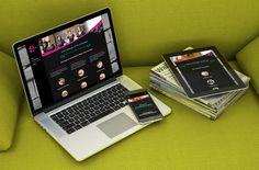 Webdesign für Pysiotherapie.