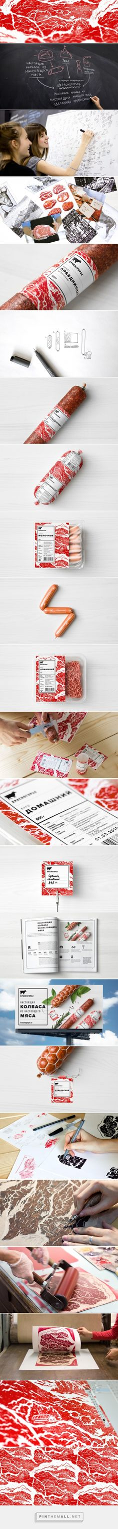 Check out the linocut progress on Krasnogorie meat packaging design by Science (Russia) - http://www.packagingoftheworld.com/2016/06/krasnogorie.html
