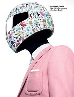 Daft Punk by Luca Finotti.