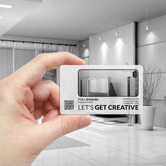 Get creative with @inkgility #BusinessCards.. Plastic #BusinessCards from @inkgility