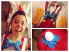 Roger Rabbit Costume // Princess Half Marathon 2014 // runDisney // running costume