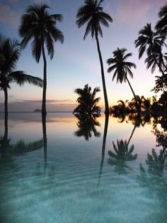 Fiji Wish we could run here Baby!! Would love to travel the world with you!! Love U!!!***