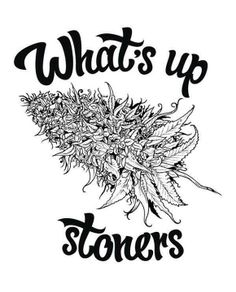 I love my stoner friends♡
