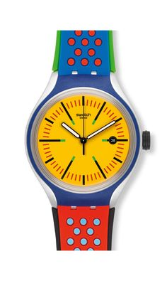 aa96588acc4 AMARELHO   Prerelease Woman s Watches ~ Relojes de Mujer en Pre-lanzamiento    Irony XLITE · Vintage Swatch WatchBenettonVintage ...
