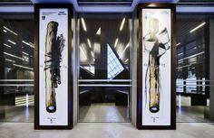 Plessi Museum: the first Italian museum on a motorway Fabrizio Plessi @UR Design