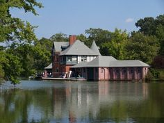 boat house - Google Search