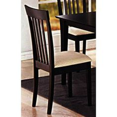 @Overstock - Enhance your dining experience with this set of two Lugano dining chairsRich, cappuccino finish makes these chairs an attractive addition to your homeDining furniture is a great way to accent your home decorhttp://www.overstock.com/Home-Garden/Lugano-Cappuccino-Dining-Chairs-Set-of-2/3108431/product.html?CID=214117 $128.99