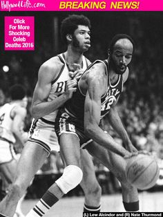 Nate Thurmond Dead: Seven-Time NBA All-Star Passes Away At74