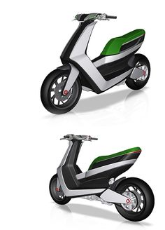 Scooda Electric Scooter | Design Studio & Barcelona