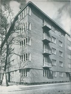 House of dr. E. Reyman, Warsaw, arch. Romuald Gutt