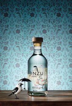 Jinzu Gin Advertising Campaign