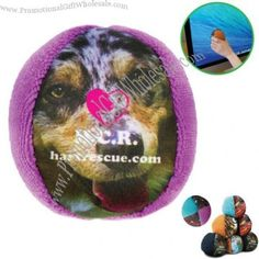 Buy Microfiber #ScreenCleaner & #StressBall in Cheap Price from #Promotionalgiftwholesale
