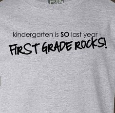 "4th grade was SO last year.  FIFTH GRADE ROCKS!  (I wish I had these for all the students in my class.  It would be perfect for my rock star theme!) This would be cute to give each child on the ""moving up"" day!"
