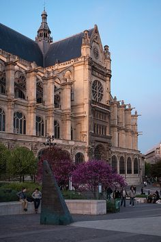 Saint-Eustache, Paris, France