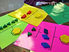 We are transitioning from shapes to fractions in math. In this discovery we have been working through brace maps in small group. It's been a great avenue to understanding the parts that make up the whole. Math Resources, Math Activities, School Resources, Thinking Maps Math, First Grade Math, Second Grade, Map Math, Kindergarten Blogs, Free Shapes